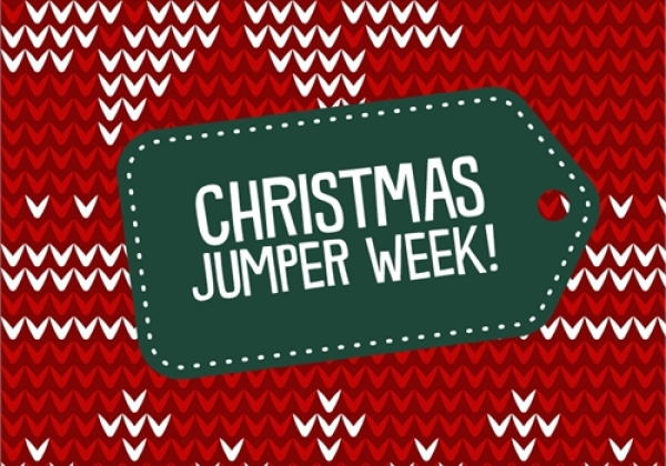 Christmas Jumper Week